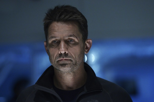 Billy Campbell - Helix / Photo Syfy US