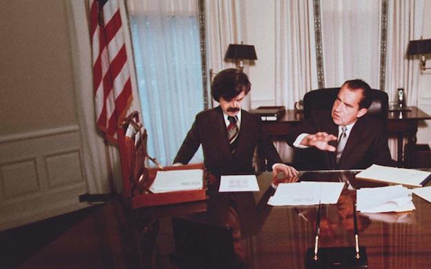 Bolivar Trask-Peter Dinklage-Richard Nixon-X-Men Days of Future Past