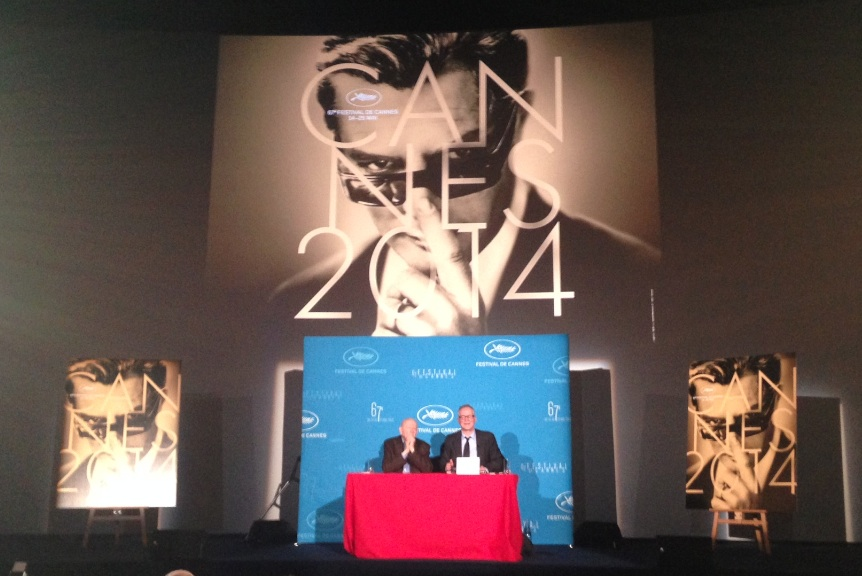 Conference presse Cannes 2014 - Photo CineChronicle