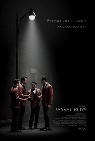 Jersey Boys affiche