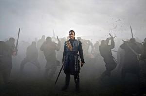 Michael Fassbender dans Macbeth de Justin Kurzel