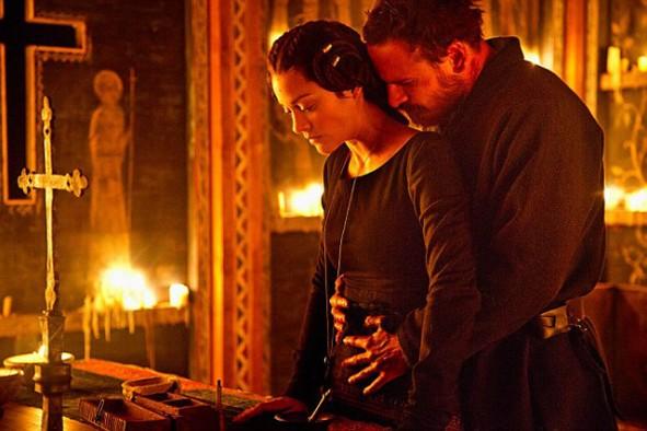 Michael Fassbender et Marion Cotillard dans Macbeth de Justin Kurzel