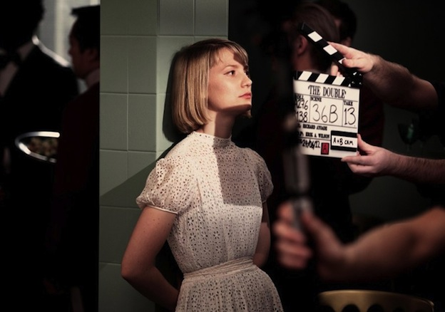 Mia Wasikowska The Double Richard Ayoade / Photo Alcove Entertainment