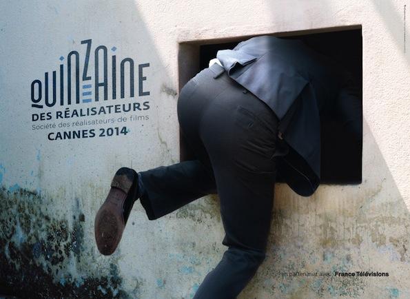 Quinzaine des Réalisateurs - affiche officielle 2014