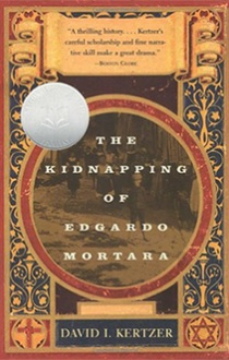 The Kidnapping of Edgardo Mortara livre David Kertzer