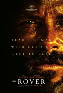The Rover affiche Guy Pearce
