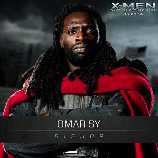 X-Men Days of Future Past-Bishop-Omar Sy