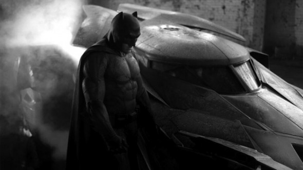 Ben Affleck en Batman dans 'Superman vs Batman' (titre provisoire) de Zack Snyder