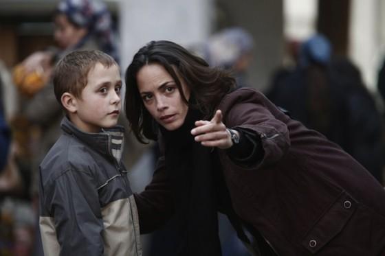 Berenice Bejo et Abdul-Khalim Mamatsuiev - The Search de Michel Hazanavicius