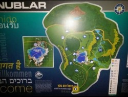 Carte du parc - Jurassic World de Colin Trevorrow