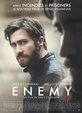 Enemy de Denis Villeneuve - affiche