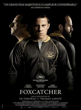Foxcatcher - affiche