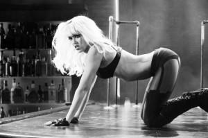 Jessica Alba dans Sin City : J'ai tue pour Elle de Robert Rodriguez et Frank Miller