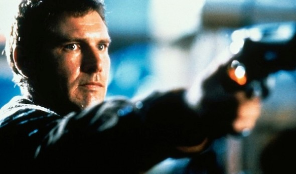 Harrison Ford - Blade Runner de Ridley Scott