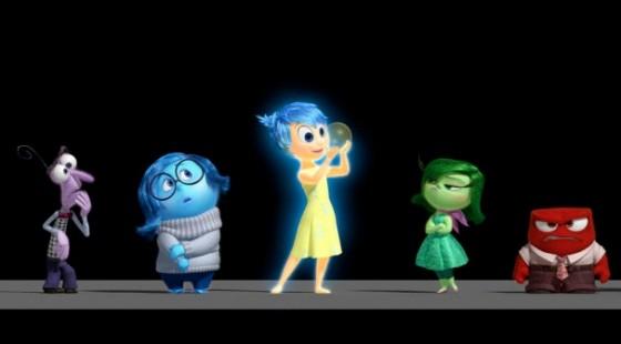 Inside Out de Pixar