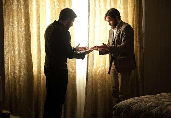 Jake Gyllenhaal dans Enemy de Denis Villeneuve © Capelight Pictures
