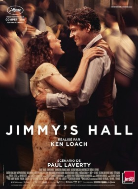 Jimmy's Hall de Ken Loach - affiche