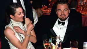 Marion Cotillard et Leonardo DiCaprio - amFAR 2014