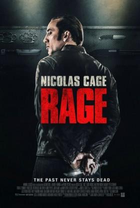 Rage affiche