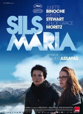 Sils Maria d'Olivier Assayas - affiche