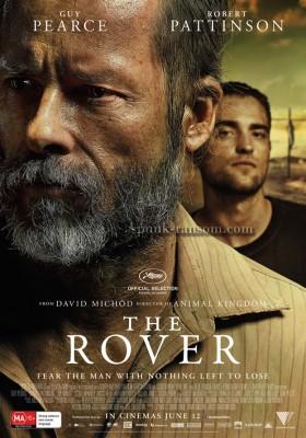 The Rover de David Michod affiche