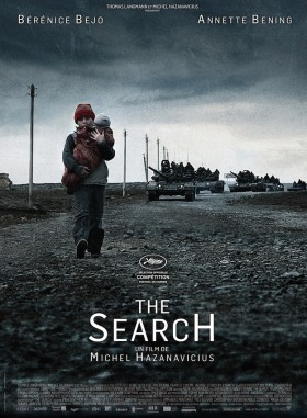 The Search de Michel Hazanavicius - affiche