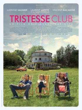 Tristesse Club - affiche officielle Haut et court