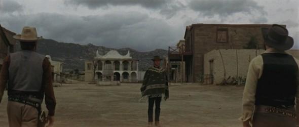 Pour une Poignee de Dollars  (A Fistful of Dollars) de Sergio Leone (1964) - Cannes 2014