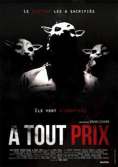 A Tout Prix de Yann Danh - affiche