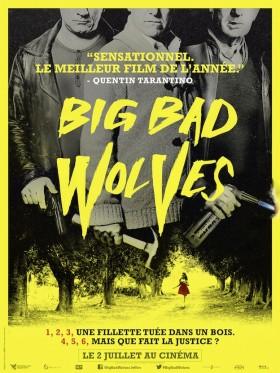 Big Bad Wolves de Aharon Keshales et Navot Papushado -affiche