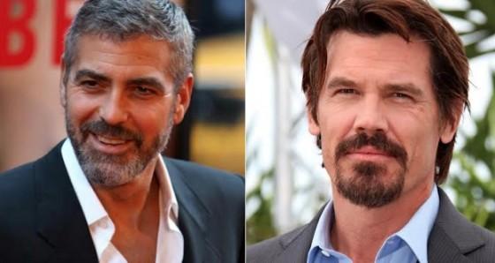 George Clooney et Josh Brolin