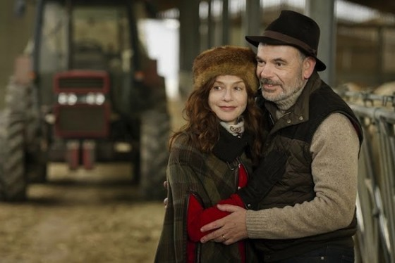 Isabelle Huppert et Jean-Pierre Darroussin dans La Ritournelle de Marc Fitoussi / Photo SND