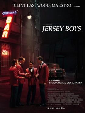 Jersey Boys de Clint Eastwood - affiche