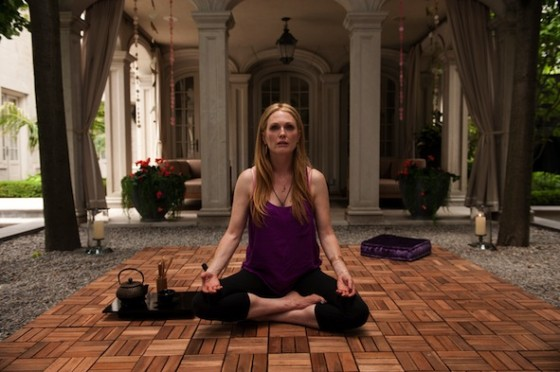Julianne Moore dans Maps to the Stars de David Cronenberg / Photo © Daniel McFadden