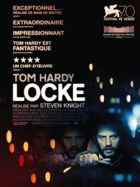 Locke de Steven Knight - affiche