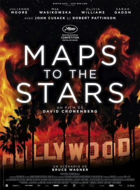 Maps to the Stars de David Cronenberg - affiche