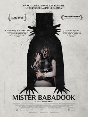 Mister Babadook de Jennifer Kent - affiche