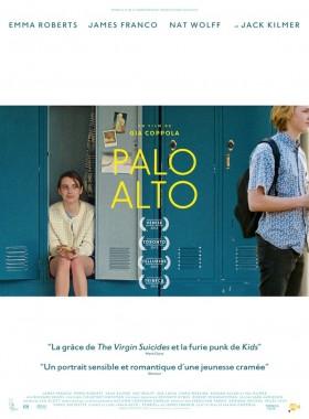Palo Alto de Gia Coppola - affiche