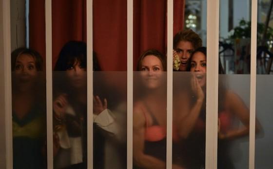 Sous les Jupes des Filles d'Audrey Dana / Photo Luc Roux - Fidélité Films – Wild Bunch – M6 Films
