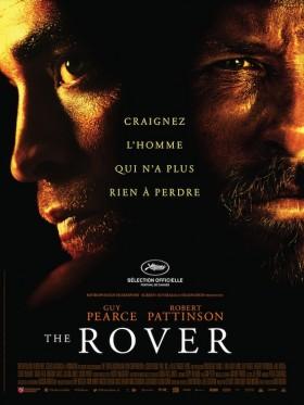 The Rover de David Michod - affiche