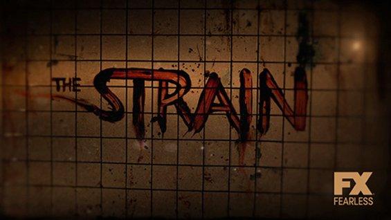 Série The Strain sur FX, adaptée de la trilogie littéraire de Guillermo del Toro et Chuck Hogan