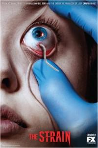 The Strain - poster FX