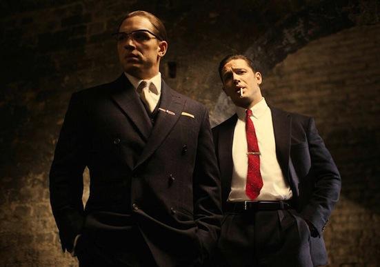 Tom Hardy devient les jumeaux Kray dans Legend de Brian Helgeland