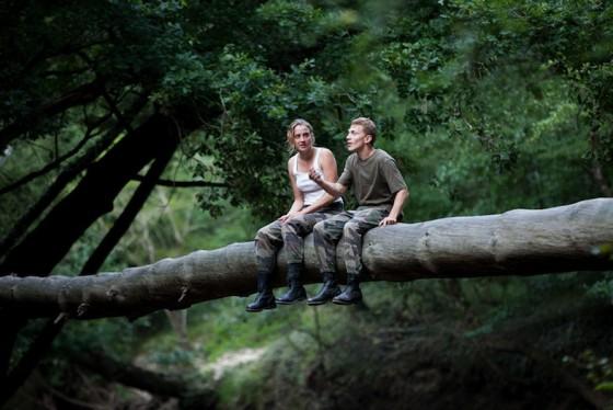 Adele Haenel, Kevin Azais - Les Combattants de Thomas Cailley / © Haut et Court