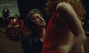 Al Pacino et Jessica Chastain - Salome de Al Pacino