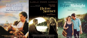 Before Sunrise-Before Sunset- Before Midnight
