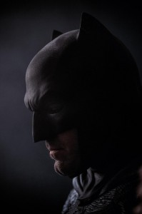 Ben Affleck en Batman - Comic-Con 2014