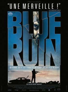 Blue Ruin de Jeremy Saulnier - affiche
