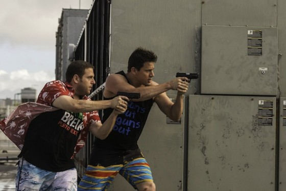 Jonah Hill et Channing Tatum – 22 Jump Street / © Sony Pictures