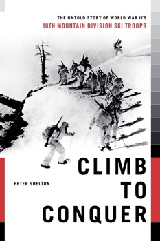 Climb to Conquer de Peter Shelton